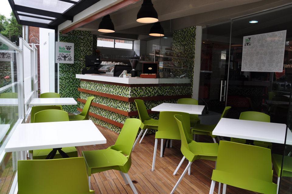 Cafeterias modernas angger office for Cafeterias modernas
